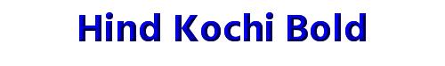 Hind Kochi Bold