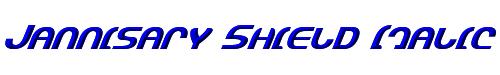 Jannisary Shield Italic