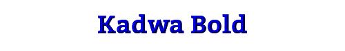 Kadwa Bold
