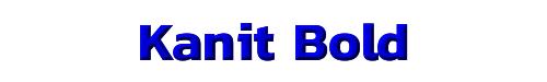 Kanit Bold