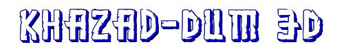 Khazad-Dum 3D