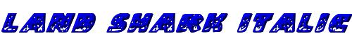 Land Shark Italic