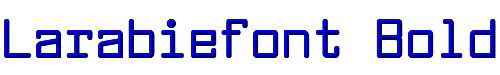 Larabiefont Bold