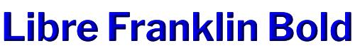 Libre Franklin Bold