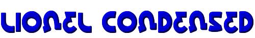 Lionel Condensed