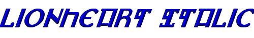 Lionheart Italic