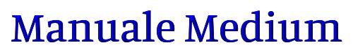 Manuale Medium