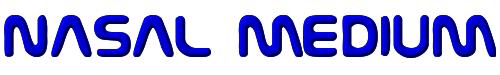 Nasal Medium