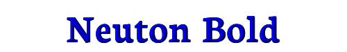 Neuton Bold