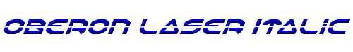 Oberon Laser Italic