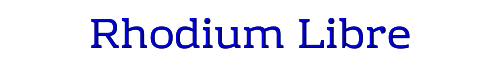 Rhodium Libre