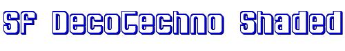 SF DecoTechno Shaded