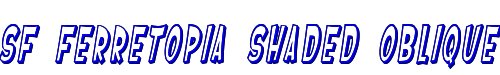 SF Ferretopia Shaded Oblique