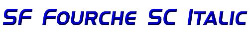 SF Fourche SC Italic