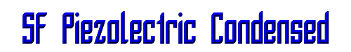 SF Piezolectric Condensed