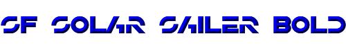 SF Solar Sailer Bold
