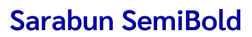 Sarabun SemiBold