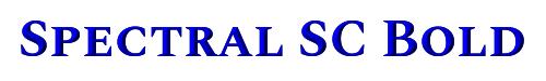 Spectral SC Bold