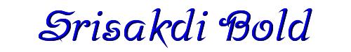 Srisakdi Bold