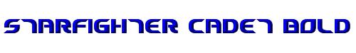 Starfighter Cadet Bold