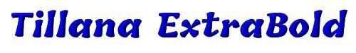 Tillana ExtraBold