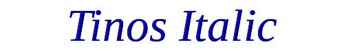Tinos Italic