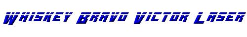 Whiskey Bravo Victor Laser