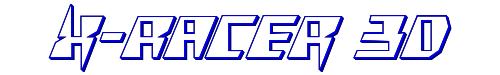 X-Racer 3D