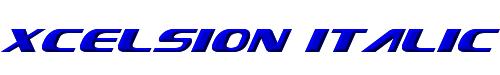 Xcelsion Italic