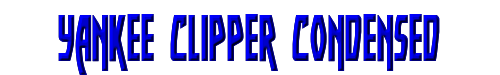 Yankee Clipper Condensed