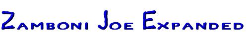 Zamboni Joe Expanded