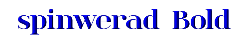 spinwerad Bold