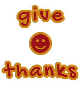 7 de Ação de Graças