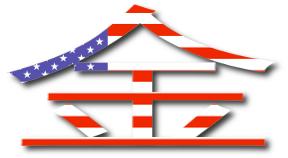 爱国者徽标