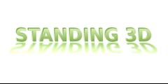 3D Text Logo Creator   Free Online Design Tool